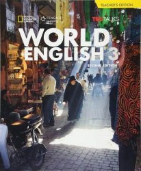 World English Second Edition 3 Teacher's Edition / Підручник для вчителя