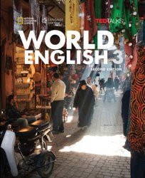 World English Second Edition 3 Student's Book + Workbook / Підручник для учня + зошит