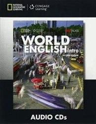 World English Second Edition Intro Audio CD / Аудіо диск
