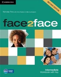 Face2face (2nd Edition) Intermediate Workbook with key / Робочий зошит