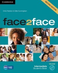 Face2face (2nd Edition) Intermediate Student's Book with DVD-ROM / Підручник для учня