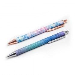 Набір кулькових ручок з блискітками Mermaid