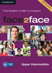 Face2face (2nd Edition) Upper-Intermediate Class Audio CDs / Аудіо диск