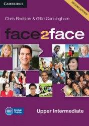 Face2face (2nd Edition) Upper-Intermediate Class Audio CDs Cambridge University Press