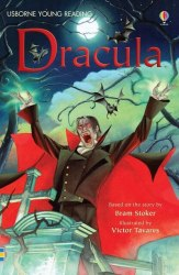 Usborne Young Reading 3 Dracula
