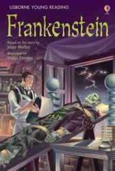 Usborne Young Reading 3 Frankenstein