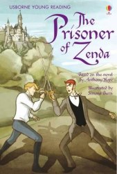Usborne Young Reading 3 The Prisoner of Zenda