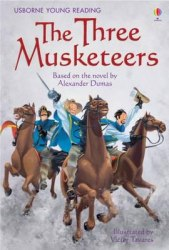 Usborne Young Reading 3 The Three Musketeers