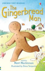 Usborne First Reading 3 The Gingerbread Man