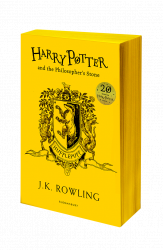 Harry Potter and the Philosopher's Stone - Hufflepuff Edition Bloomsbury Children's