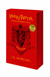 Harry Potter and the Philosopher's Stone - Gryffindor Edition Bloomsbury Children's