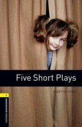 Oxford Bookworms Library 1 Five Short Plays / Книга для читання