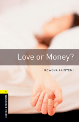 Oxford Bookworms Library 1 Love or Money? + Audio CD / Книга для читання