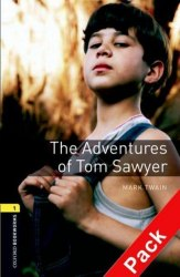 Oxford Bookworms Library 1: The Adventures of Tom Sawyer + Audio CD