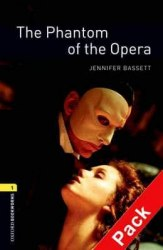 Oxford Bookworms Library 1: The Phantom of the Opera + Audio CD