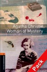 Oxford Bookworms Library 2: Agatha Christie, Woman of Mystery + Audio CD