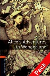 Oxford Bookworms Library 2: Alice's Adventures in Wonderland + Audio CD