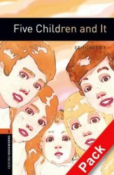 Oxford Bookworms Library 2: Five Children and It + Audio CD