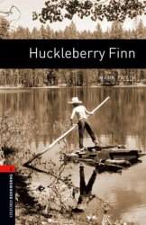 Oxford Bookworms Library 2: Huckleberry Finn