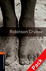 Oxford Bookworms Library 2: Robinson Crusoe + Audio CD
