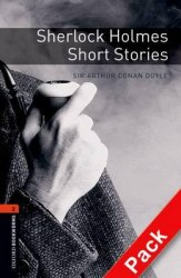 Oxford Bookworms Library 2: Sherlock Holmes. Short Stories + Audio CD