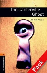 Oxford Bookworms Library 2: The Canterville Ghost + Audio CD