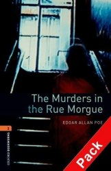 Oxford Bookworms Library 2: The Murders in the Rue Morgue + Audio CD