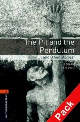 Oxford Bookworms Library 2: The Pit and the Pendulum & Other Stories + Audio CD