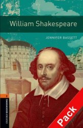 Oxford Bookworms Library 2: William Shakespeare + Audio CD