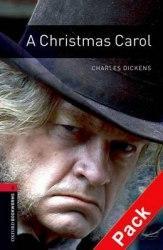 Oxford Bookworms Library 3: A Christmas Carol + Audio CD