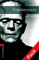 Oxford Bookworms Library 3: Frankenstein + Audio CD