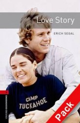 Oxford Bookworms Library 3: Love Story + Audio CD