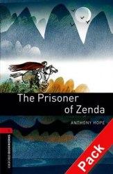 Oxford Bookworms Library 3: The Prisoner of Zenda + Audio CD