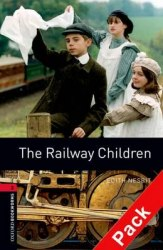 Oxford Bookworms Library 3: The Railway Children + Audio CD