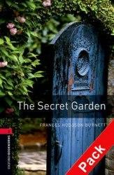 Oxford Bookworms Library 3: The Secret Garden + Audio CD
