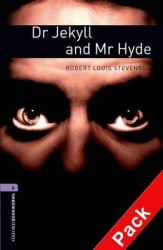Oxford Bookworms Library 4: Dr Jekyll and Mr Hyde + Audio CD