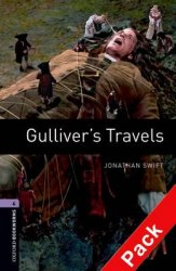Oxford Bookworms Library 4: Gulliver's Travels + Audio CD