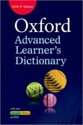 Oxford Advanced Learning Dictionary (9th Edition) / DVD-ROM / online access pack / Словник