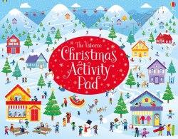 Christmas Activity Pad Usborne Publishing