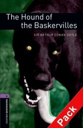 Oxford Bookworms Library 4: The Hound of the Baskervilles + Audio CD