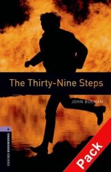 Oxford Bookworms Library 4: The Thirty-Nine Steps + Audio CD