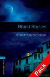 Oxford Bookworms Library 5: Ghost Stories + Audio CD