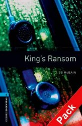 Oxford Bookworms Library 5: King's Ransom + Audio CD