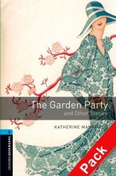Oxford Bookworms Library 5: The Garden Party & Other Stories + Audio CD