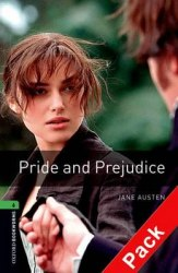 Oxford Bookworms Library 6: Pride and Prejudice + Audio CD