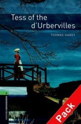 Oxford Bookworms Library 6: Tess of the d'Urbervilles + Audio CD