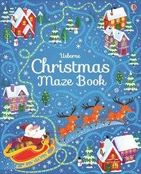 Christmas Maze Book / Книга