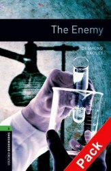 Oxford Bookworms Library 6: The Enemy + Audio CD