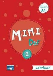 Mini DaF 1 Lehrbuch / Підручник для учня