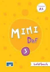 Mini DaF 3 Lehrbuch / Підручник для учня